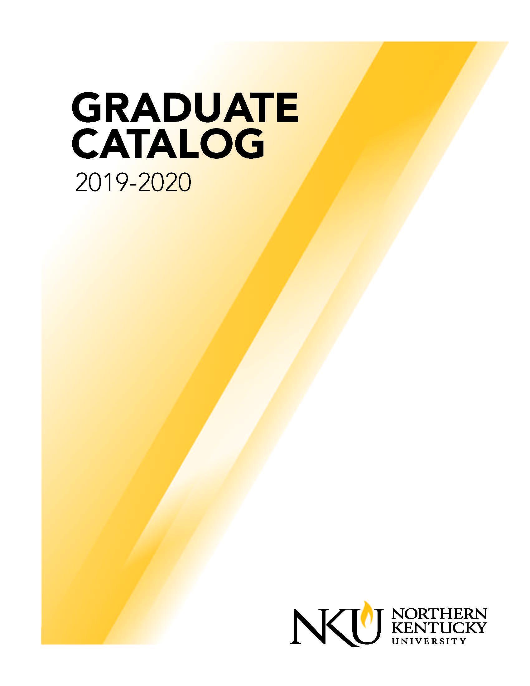 Nku Academic Calendar 2020 Northern Kentucky University   Acalog ACMS™
